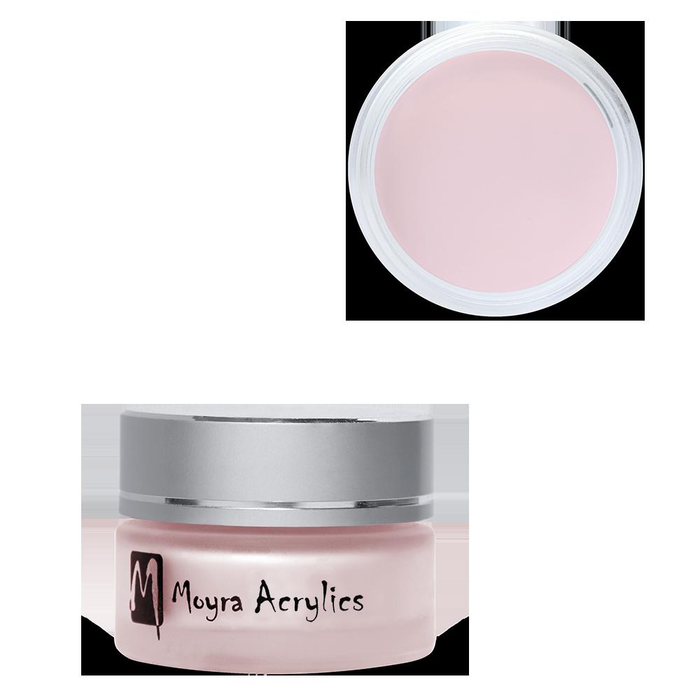 Moyra Építő Porcelánpor Sötét rózsaszín