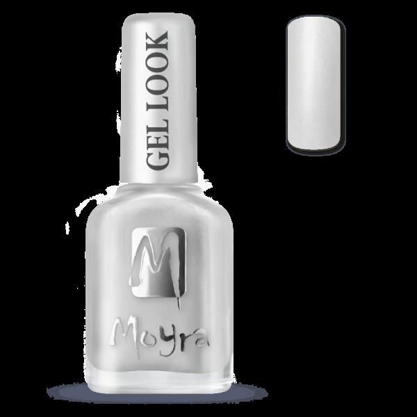 Moyra Gel Look Körömlakk 936 Blanche