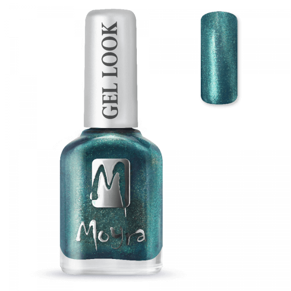 Moyra Gel Look Körömlakk 962 Leona