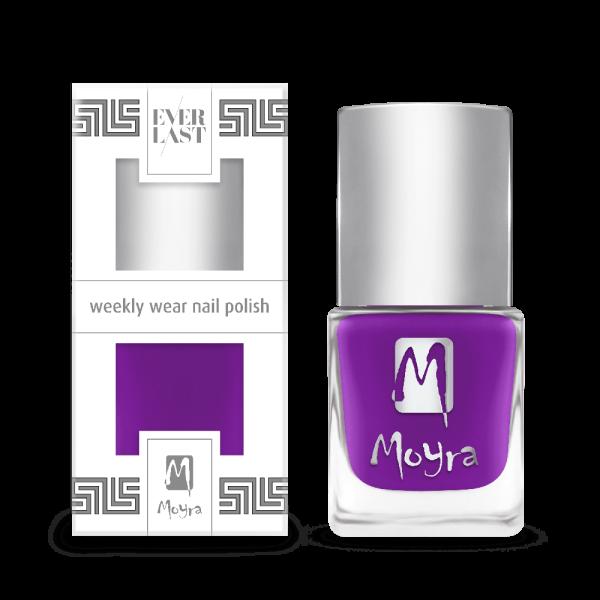Moyra EverLast Körömlakk 12 Iris
