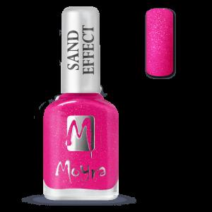 Moyra Sand Effect Körömlakk 711 Party Pink