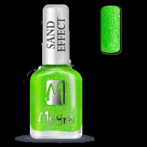 Moyra Sand Effect Körömlakk 712 Summer Green