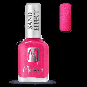Moyra Sand Effect Körömlakk 715 Shocking Pink