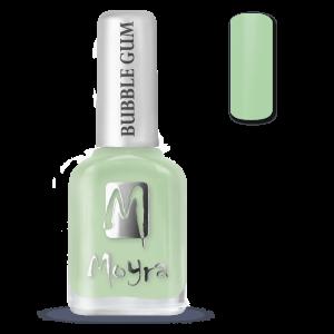 Moyra Bubble Gum Effect Körömlakk 621 Mojito
