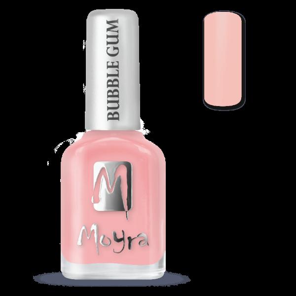 Moyra Bubble Gum Effect Körömlakk 625 Love Love