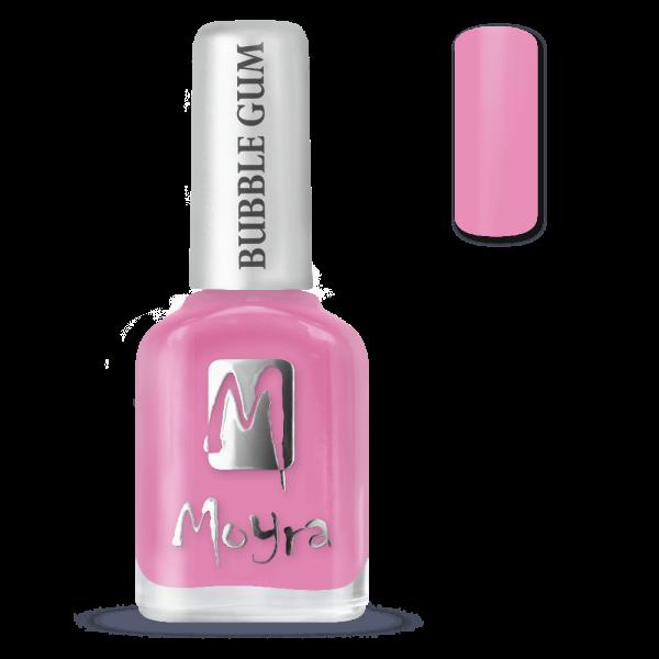 Moyra Bubble Gum Effect Körömlakk 626 Tutti Frutti
