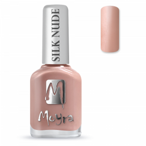 Moyra Silk Nude Effect Körömlakk 324 Madrid