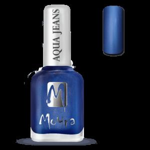 Moyra Aqua Jeans Effect Körömlakk 313 Into the Blue