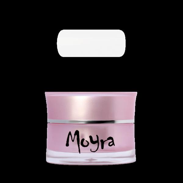 Moyra Színes Zselé No. 01 White