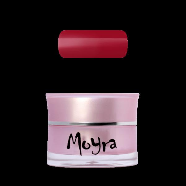 Moyra Színes Zselé No. 07 Wine Red