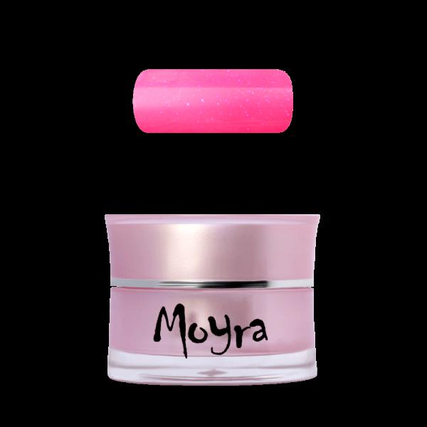 Moyra Színes Zselé No. 60 Neon Glitter Pink