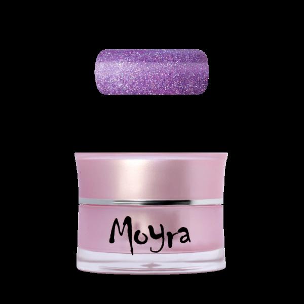 Moyra Színes Zselé No. 61 Neon Glitter Purple