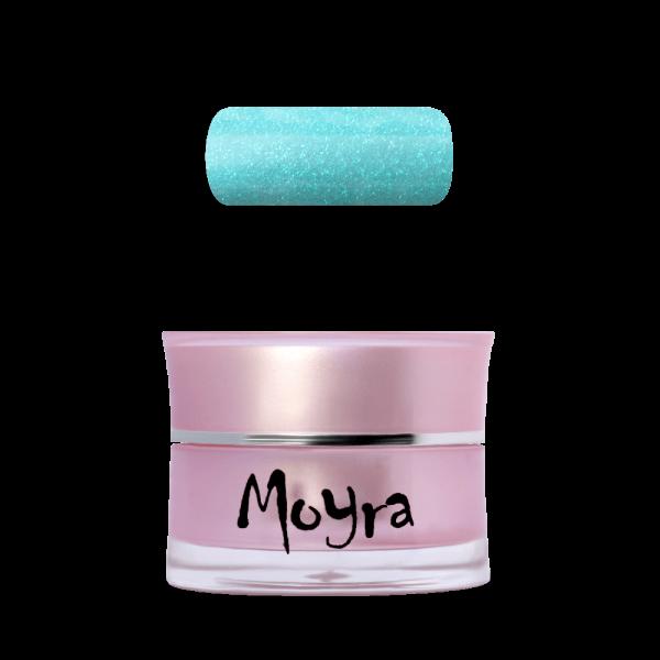 Moyra Színes Zselé No. 62 Neon Glitter Blue