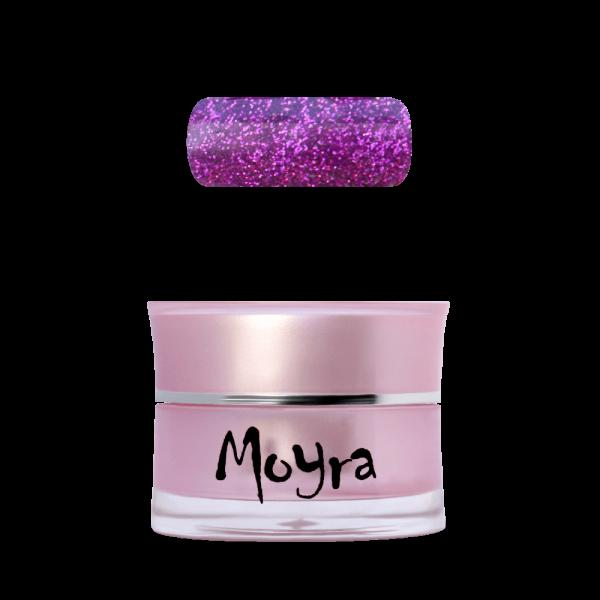 Moyra Színes Zselé No. 102 Glitter Fuchsia