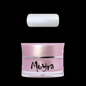 Moyra Színes Zselé No. 126 Glitter White