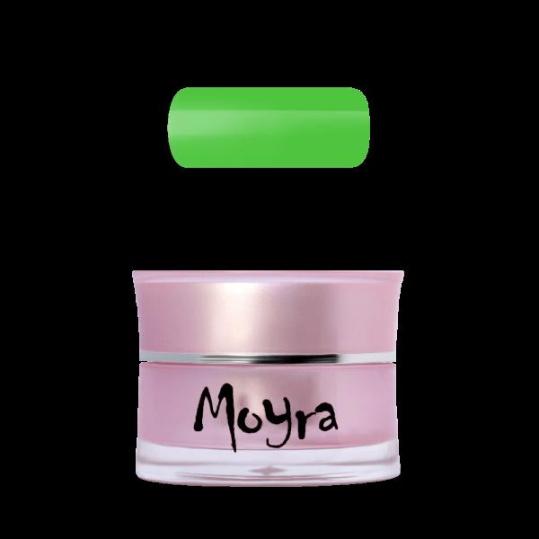 Moyra Színes Zselé No. 201 May Green