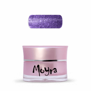 Moyra Színes Zselé No. 231 Glitter Lavender