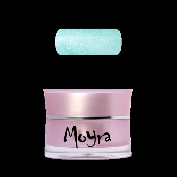 Moyra Színes Zselé No. 234 Glitter Mint