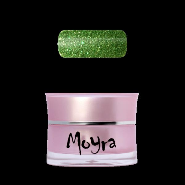 Moyra Színes Zselé No. 235 Glitter Olive