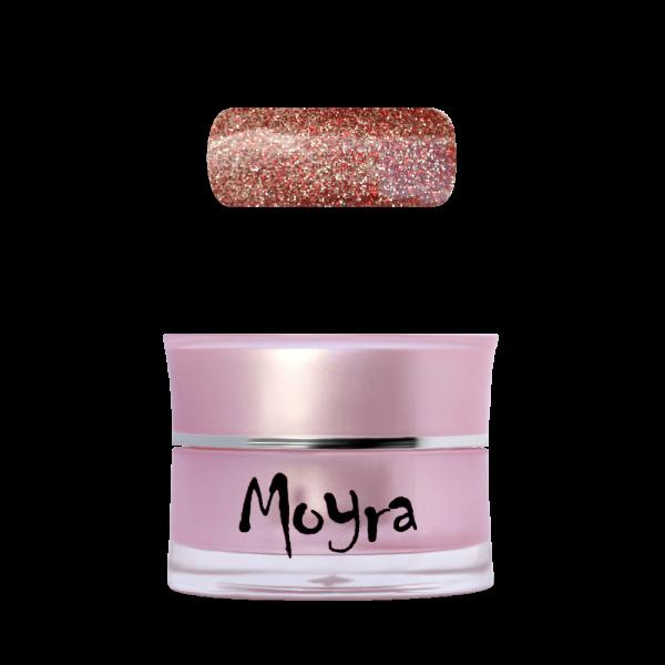 Moyra Színes Zselé No. 236 Glitter Red Gold