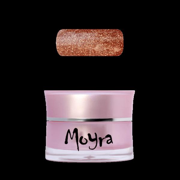 Moyra Színes Zselé No. 238 Glitter Copper
