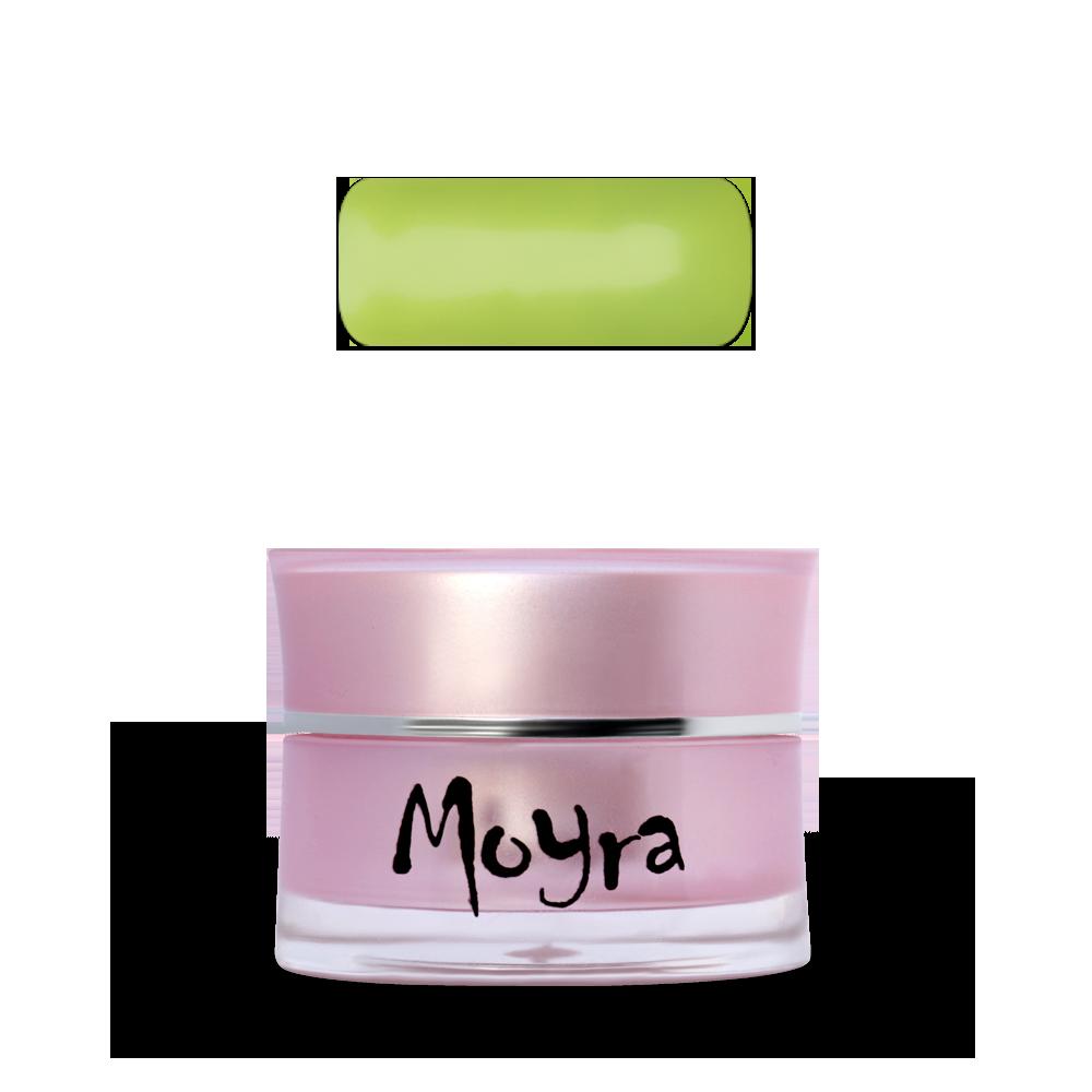 Moyra SuperShine Színes Zselé 538 Lemon