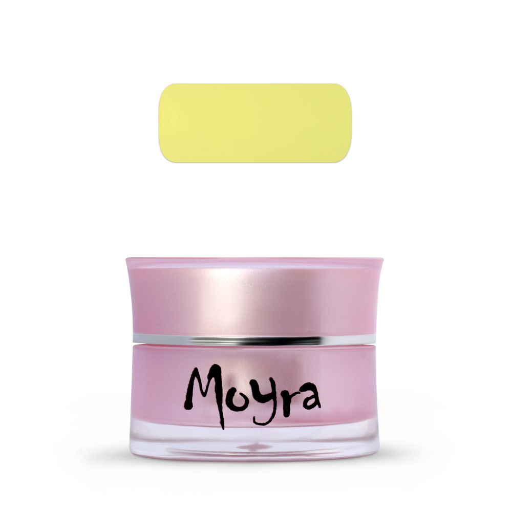 Moyra SuperShine Színes Zselé 554 Lemonade