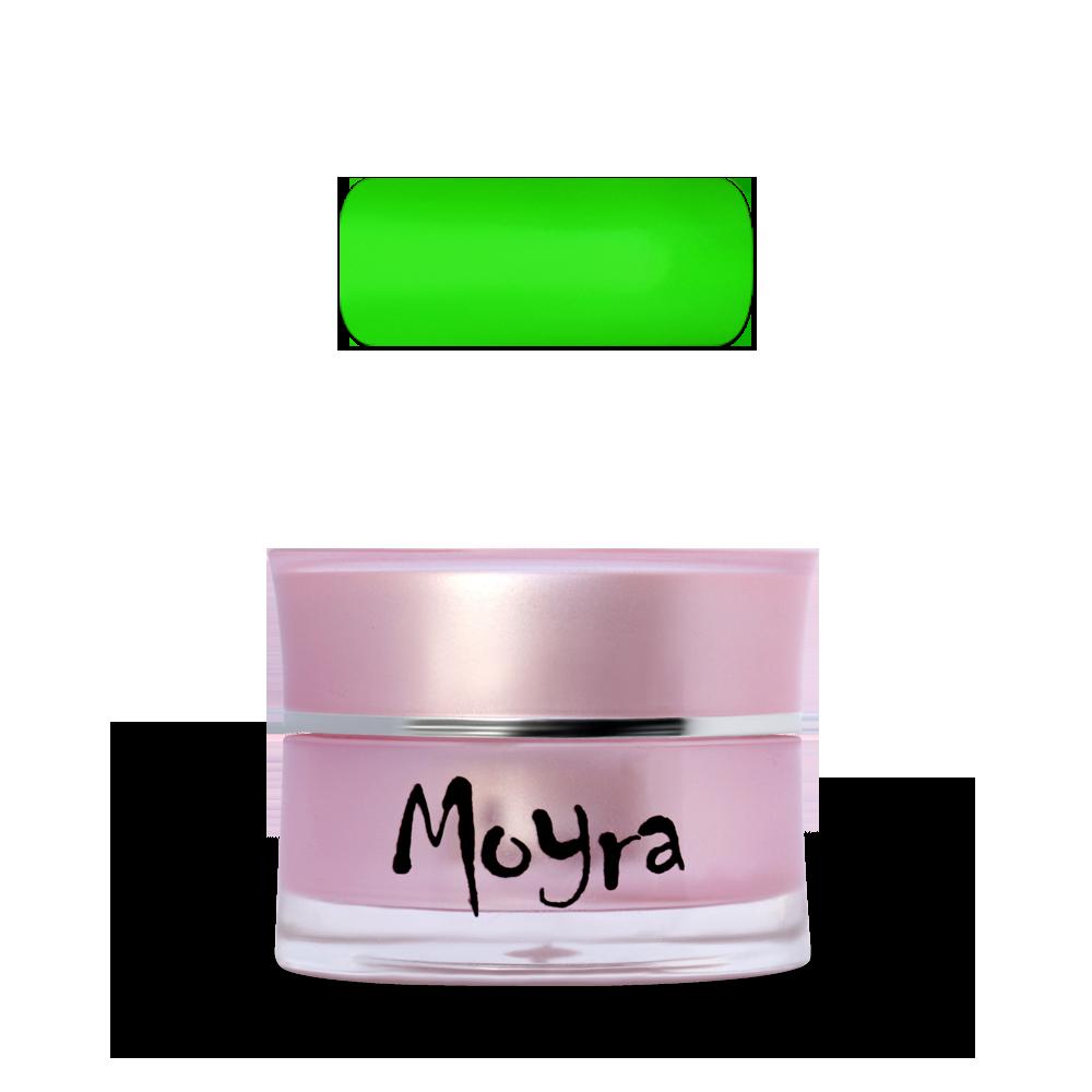 Moyra SuperShine Színes Zselé 567 Vivid Green