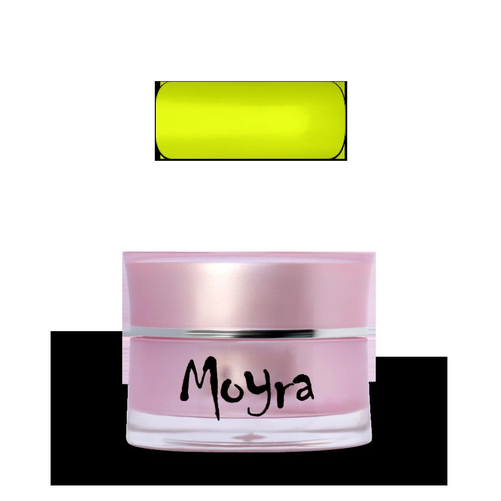 Moyra SuperShine Színes Zselé 568 Vivid Yellow