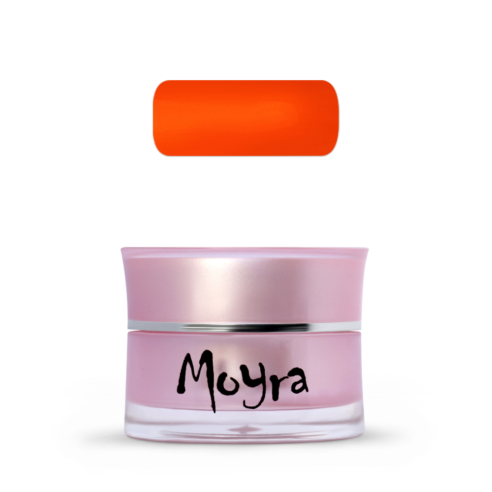 Moyra SuperShine Színes Zselé 569 Vivid Orange
