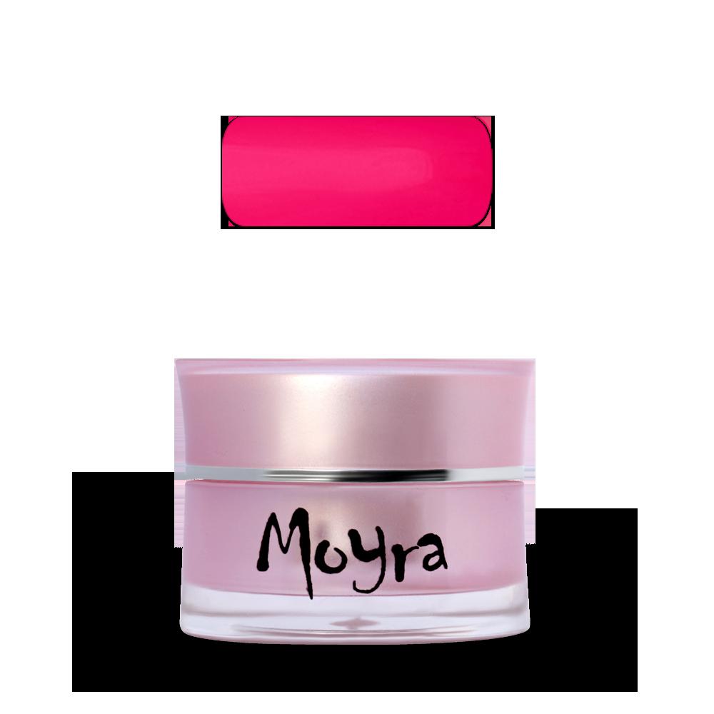 Moyra SuperShine Színes Zselé 570 Vivid Red