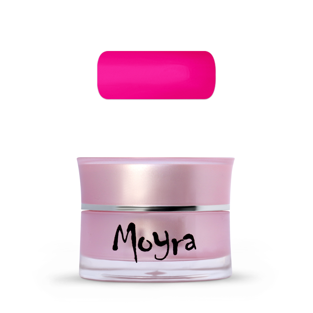 Moyra SuperShine Színes Zselé 571 Vivid Pink