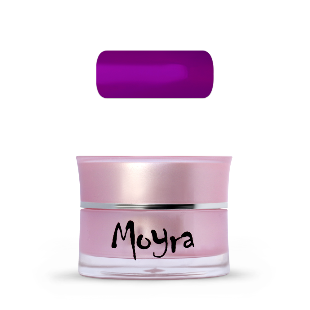 Moyra SuperShine Színes Zselé 572 Vivid Purple