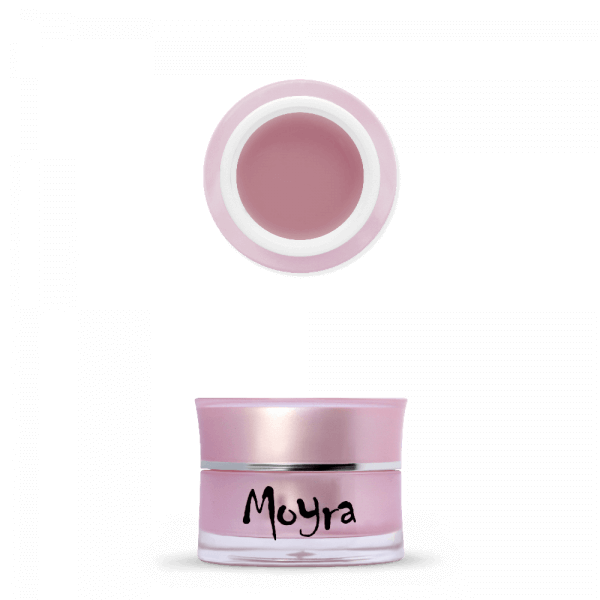 Moyra Körömágyhosszabbító Zselé Make-up Pink