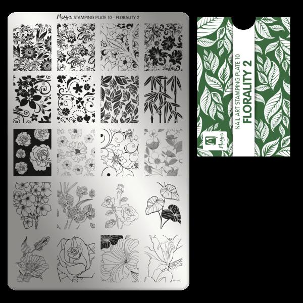 Moyra Nyomdalemez 10 Florality 2