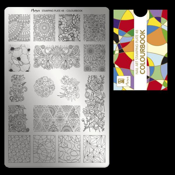 Moyra Nyomdalemez 48 Colourbook