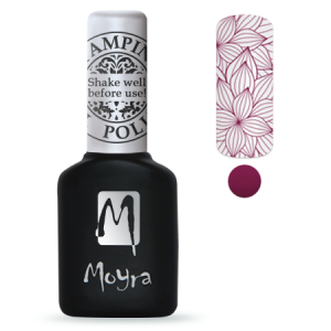 Moyra Stamping Gel Polish Sgp 04 Berry