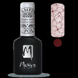 Moyra Stamping Gel Polish Sgp 07 Merlot