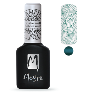 Moyra Stamping Gel Polish Sgp 08 Green