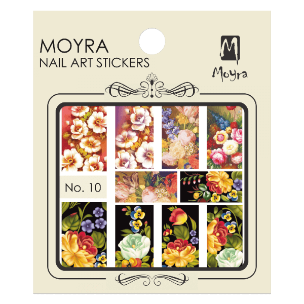 Moyra Körömmatrica 10