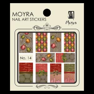 Moyra Körömmatrica 14