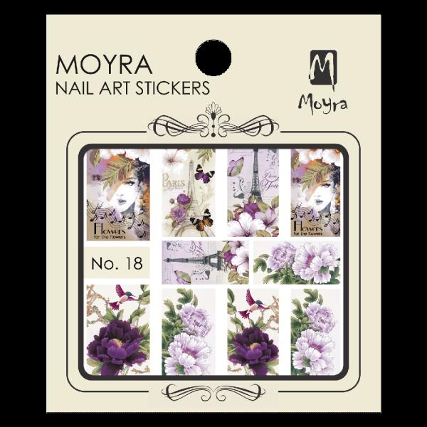 Moyra Körömmatrica 18