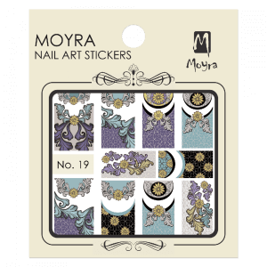 Moyra Körömmatrica 19