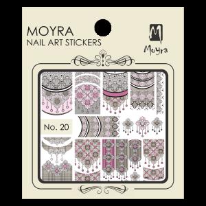 Moyra Körömmatrica 20