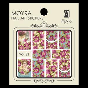 Moyra Körömmatrica 21
