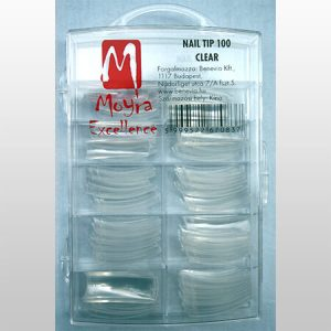 Tip Box 100 db-os (Clear)