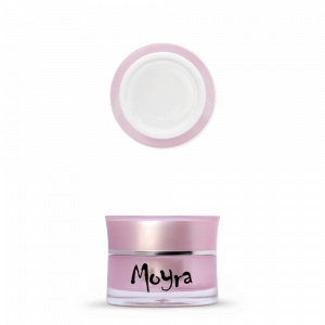 Moyra építő zselé Milky White 5 g