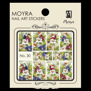 Moyra Körömmatrica 30