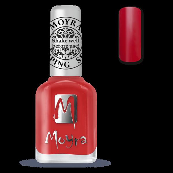 Moyra Nyomdalakk SP 02 Red