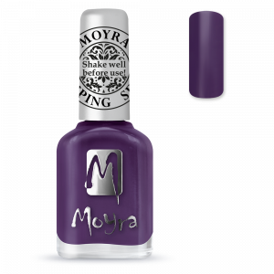 Moyra Nyomdalakk SP 04 Purple